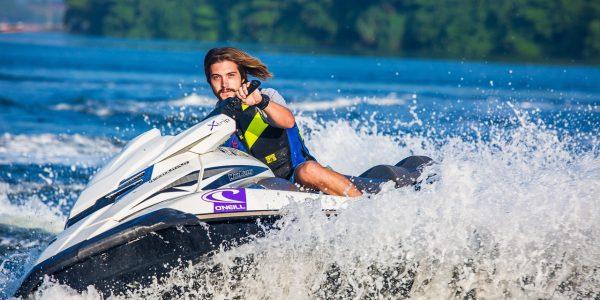 Patron de moto nautica